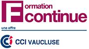 CCI Vaucluse Formation Continue Référence Com1Even