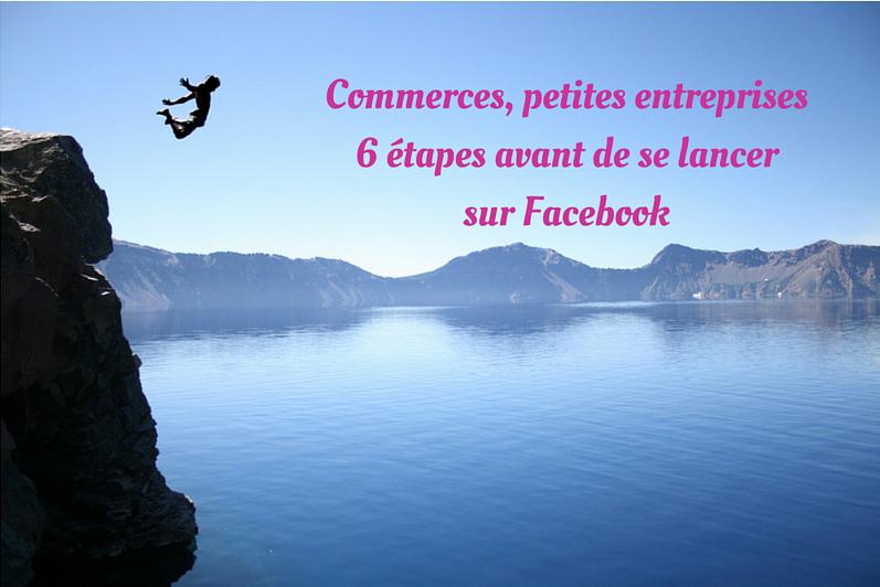 Com1Even - 6 étapes avant de se lancer sur Facebook