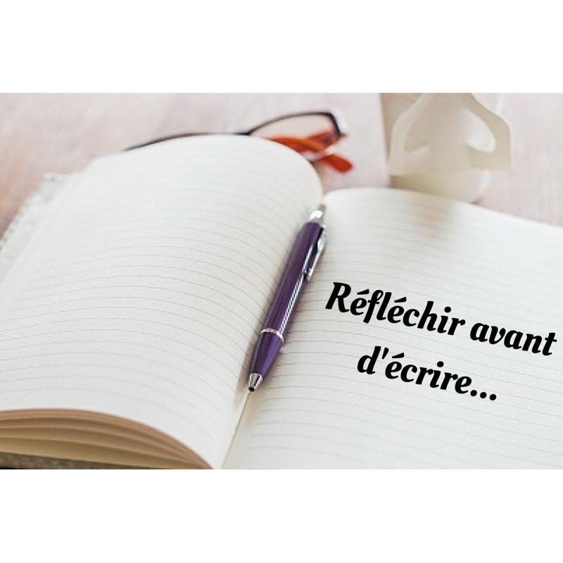 Com1Even - Réfléchir avant d'écrire