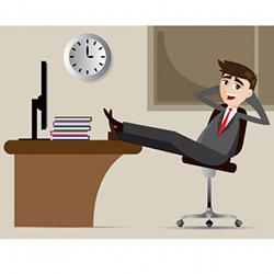 Com1Even - Travailler à domicile ne veut pas dire se la couler douce